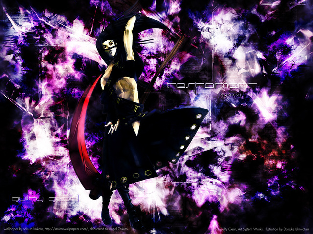 Guilty Gear Anime Wallpaper #2