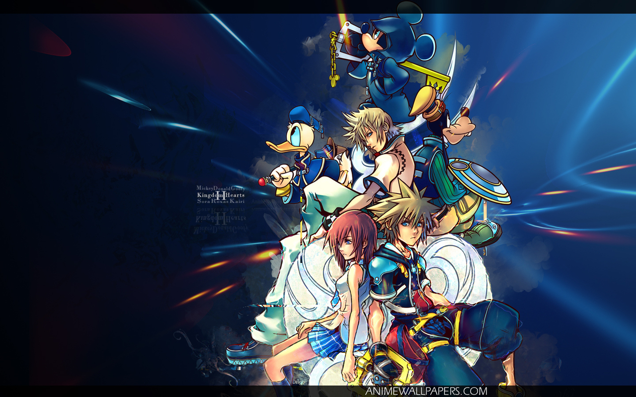 Kingdom Hearts 2 Game Wallpaper # 13
