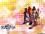 Kingdom Hearts 2 Game Wallpaper # 2