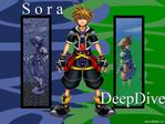 Kingdom Hearts 2 Game Wallpaper # 3