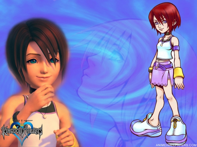 Kingdom Hearts Anime Wallpaper #1