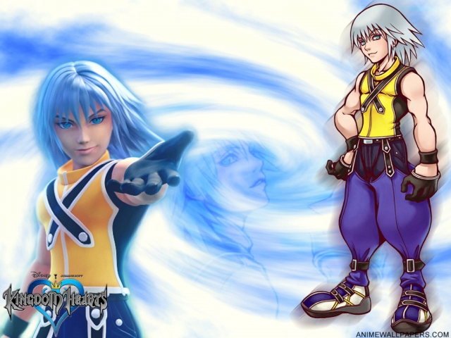 Kingdom Hearts Anime Wallpaper #3
