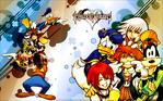 Kingdom Hearts Game Wallpaper # 9