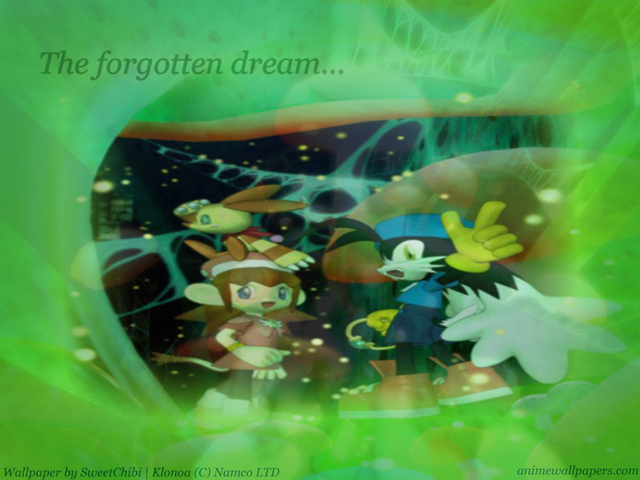 Klonoa Anime Wallpaper #1