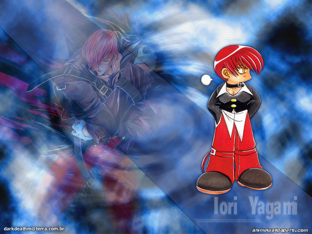 King of Fighters Anime Wallpaper #2