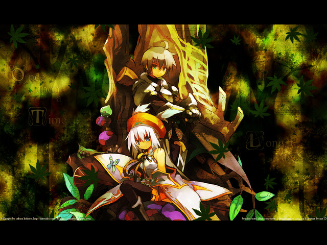 Luminous Arc Anime Wallpaper #1