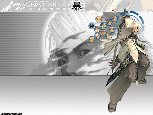 Magna Carta Anime Wallpaper #4