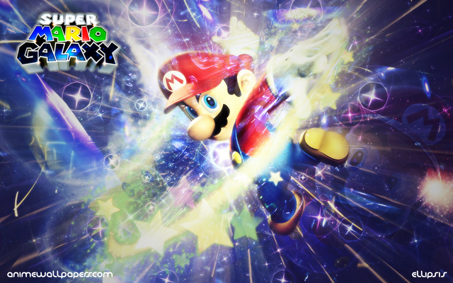 Super Mario Anime Wallpaper #1