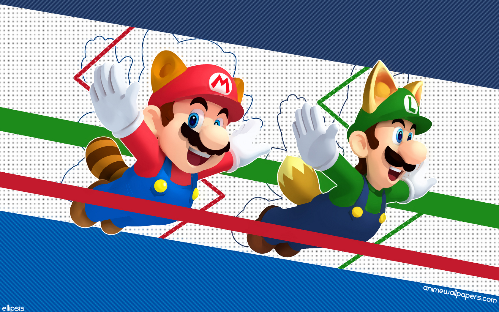 Super Mario Game Wallpaper # 6