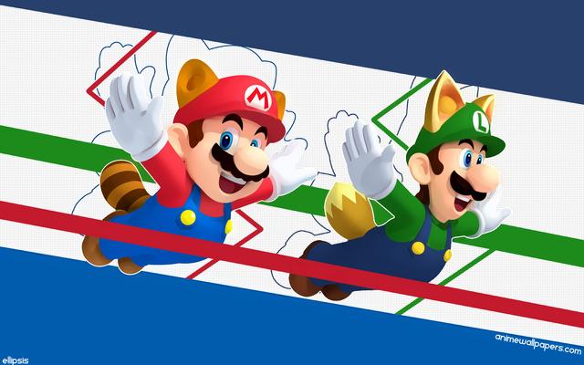Super Mario Anime Wallpaper #6