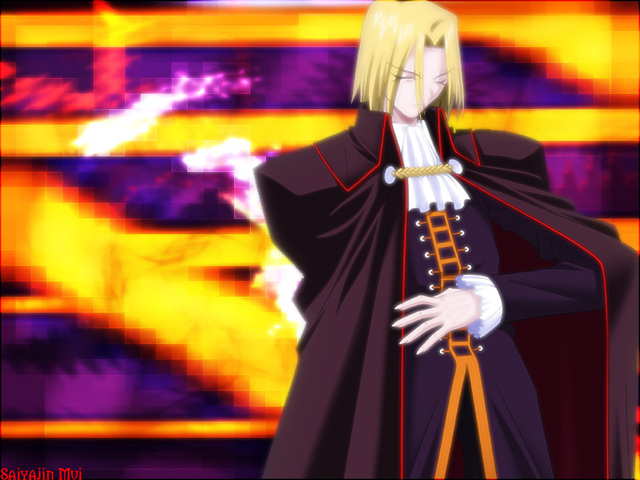 Melty Blood Anime Wallpaper #2