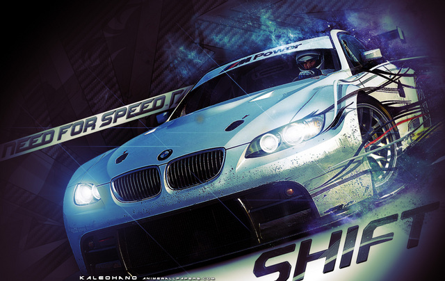 Need For Speed Anime Wallpaper #1