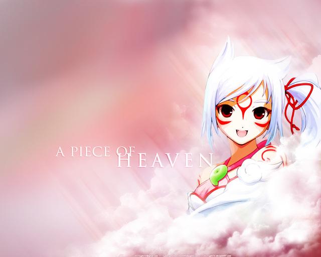 Okami Anime Wallpaper #1