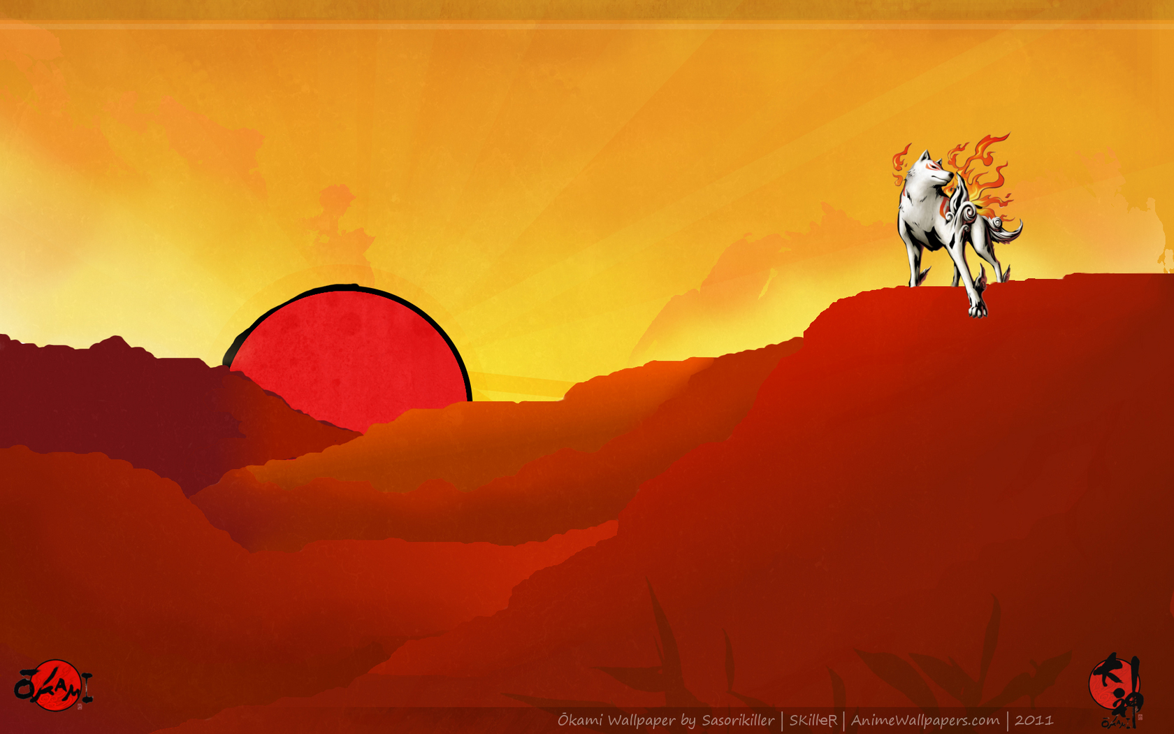 Okami Game Wallpaper # 2