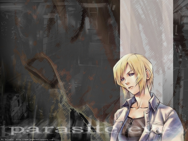 Parasite Eve Anime Wallpaper #4