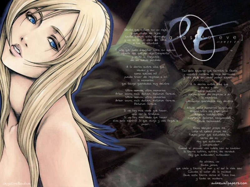 Parasite Eve Game Wallpaper # 8
