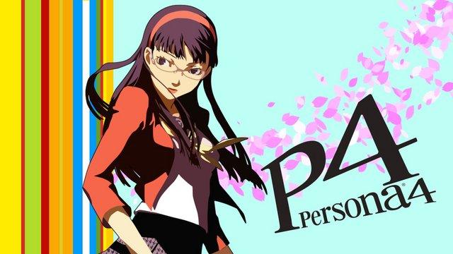 Shin Megami Tensei: Persona 4 Anime Wallpaper #2