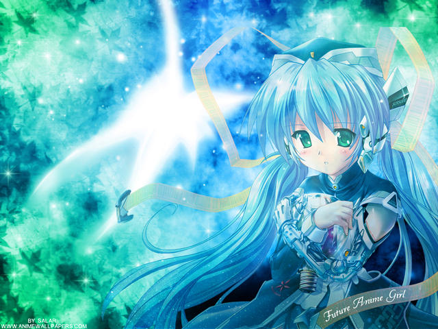 Planetarian: Chiisana Hoshi no Yume Anime Wallpaper #1