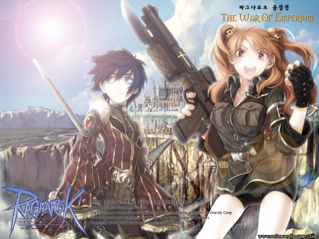 Ragnarok Online Anime Wallpaper #13