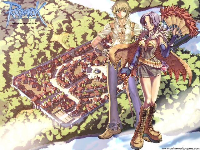 Ragnarok Online Anime Wallpaper #14