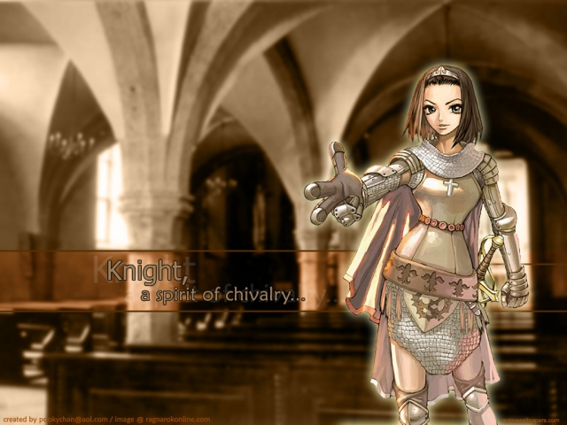Ragnarok Online Anime Wallpaper #6