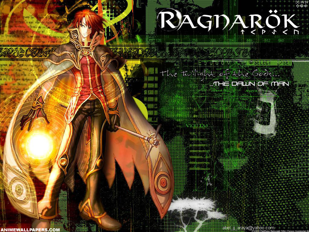Ragnarok Online Game Wallpaper # 9