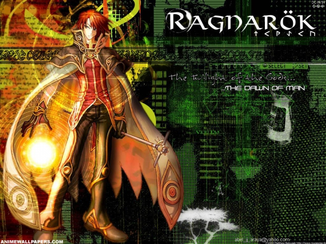 Ragnarok Online Anime Wallpaper #9