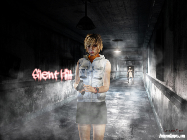 Silent Hill Anime Wallpaper #1