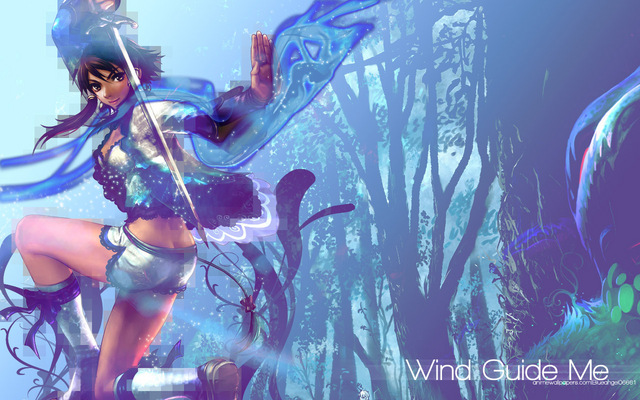 Soul Calibur Anime Wallpaper #10