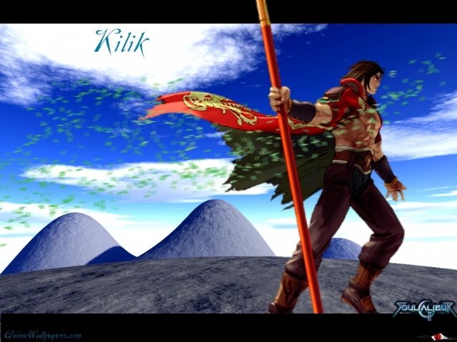 Soul Calibur Anime Wallpaper #2