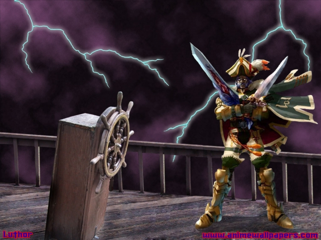 Soul Calibur Anime Wallpaper #3