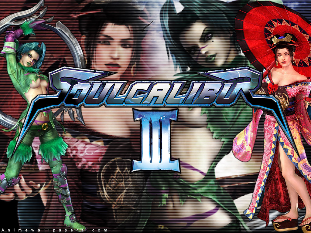 Soul Calibur Game Wallpaper # 4