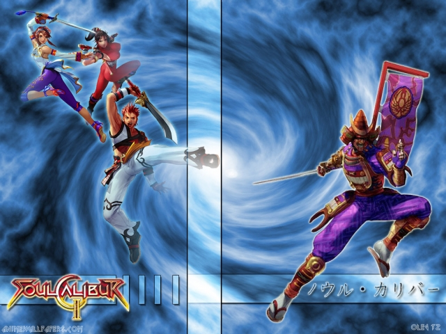 Soul Calibur Anime Wallpaper #5