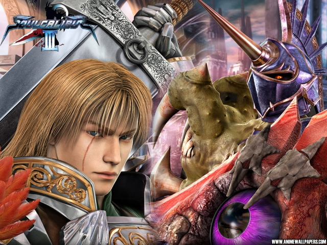 Soul Calibur Anime Wallpaper #6