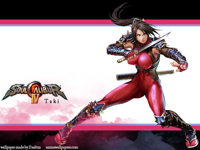 Soul Calibur Anime Wallpaper #9