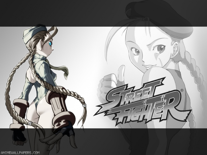 Street Fighter Game Wallpaper # 1