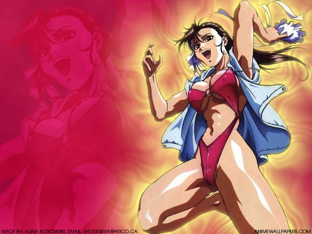 Street Fighter Anime Wallpaper #5