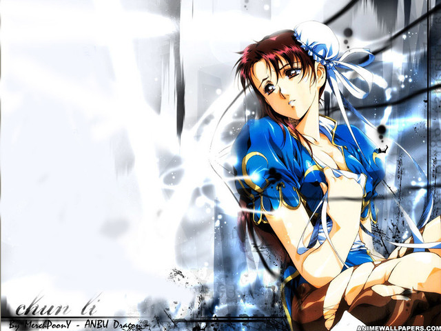 Street Fighter Anime Wallpaper #7
