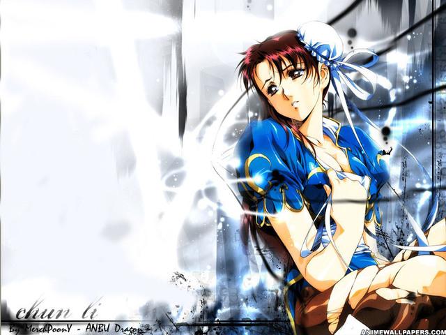 Street Fighter Anime Wallpaper #7