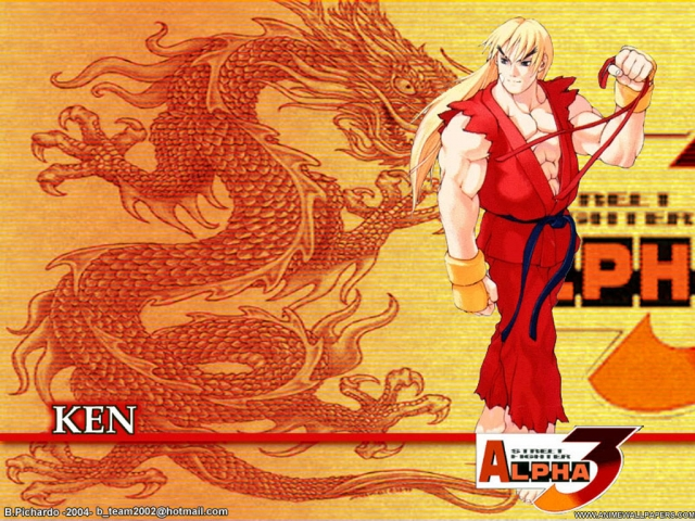 Street Fighter Anime Wallpaper #8
