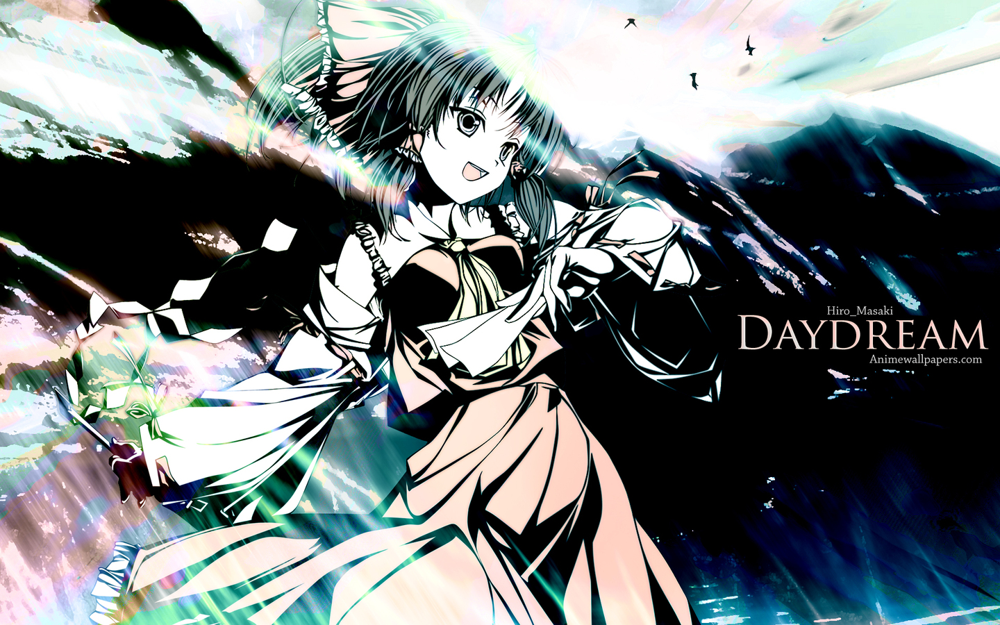 TouHou Game Wallpaper # 1