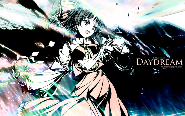 TouHou Anime Wallpaper #1