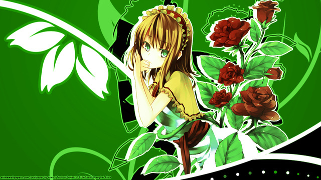 TouHou Anime Wallpaper #3