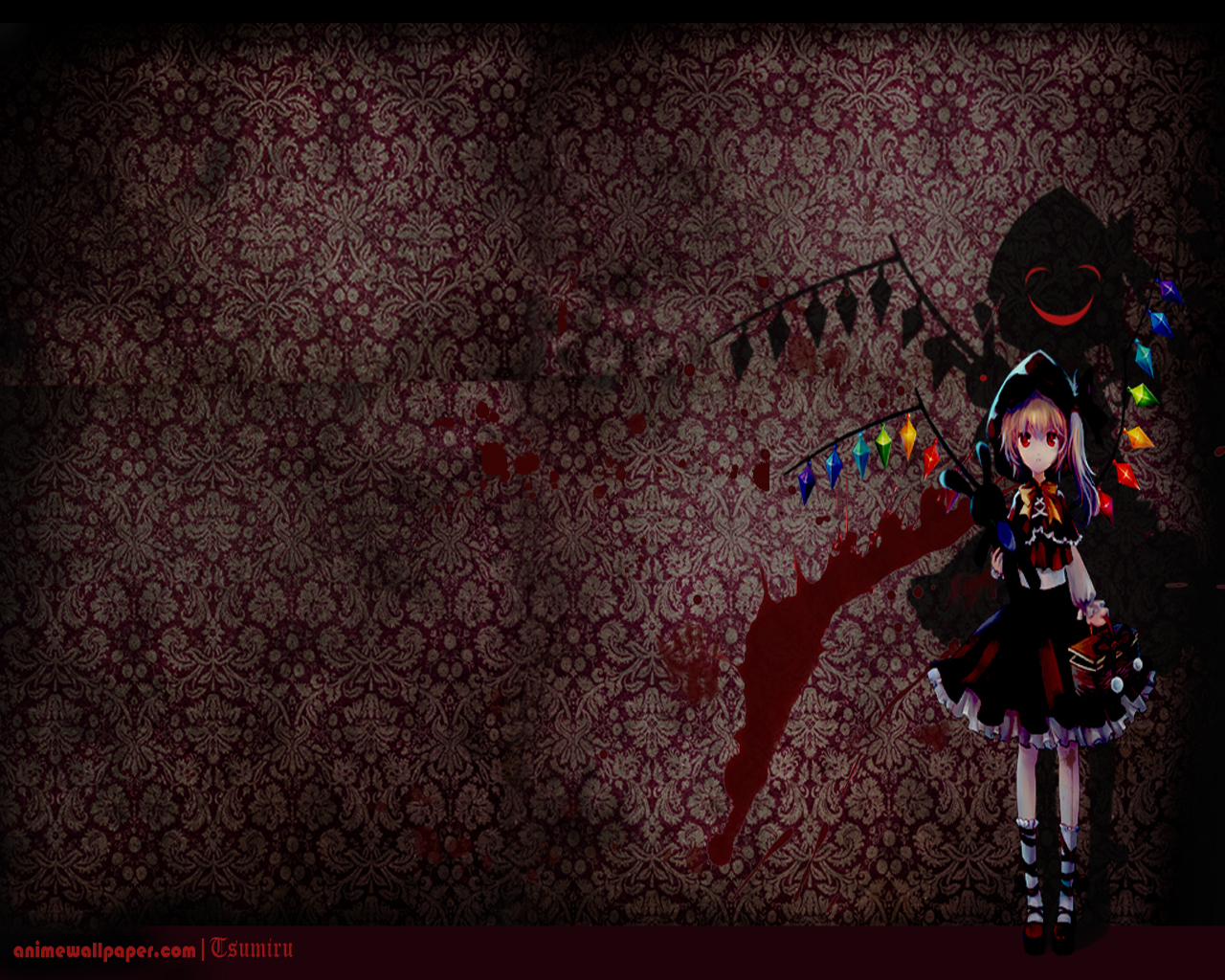 TouHou Game Wallpaper # 4