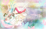 Vocaloid Game Wallpaper # 11