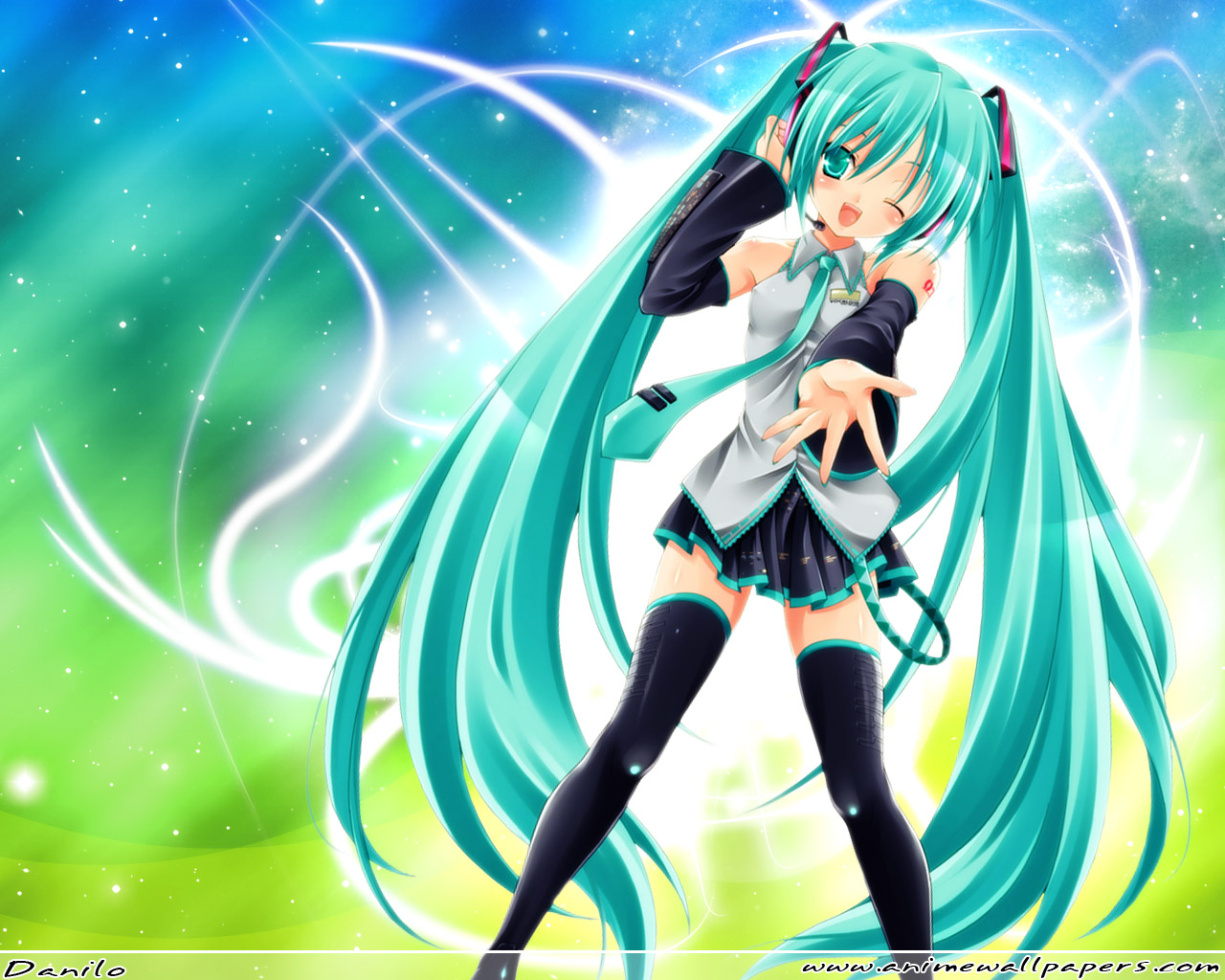 Vocaloid Game Wallpaper # 13