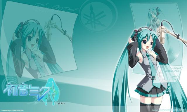 Vocaloid Anime Wallpaper #14