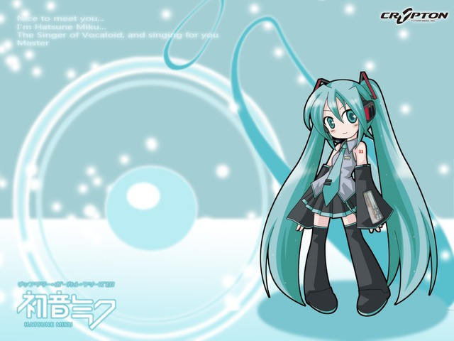 Vocaloid Anime Wallpaper #15