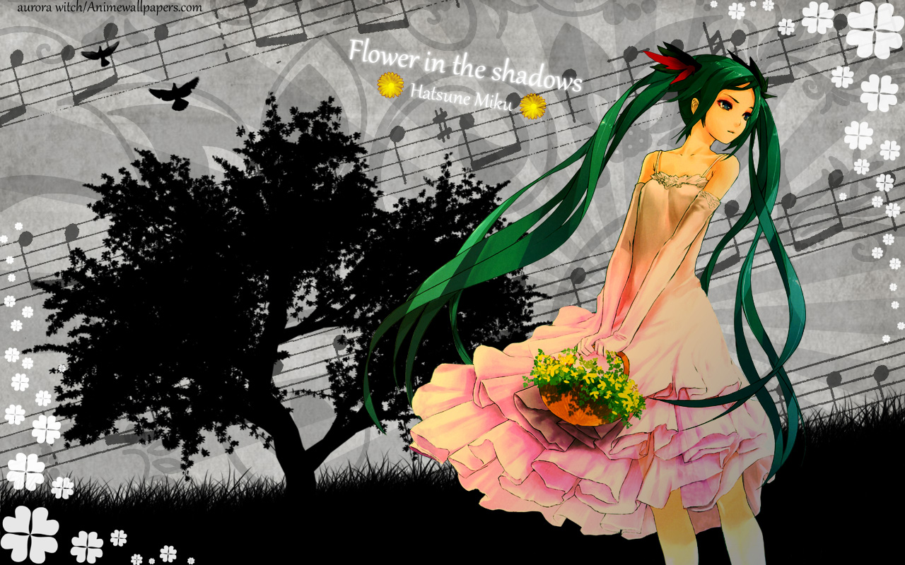 Vocaloid Game Wallpaper # 16