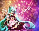 Vocaloid Game Wallpaper # 17